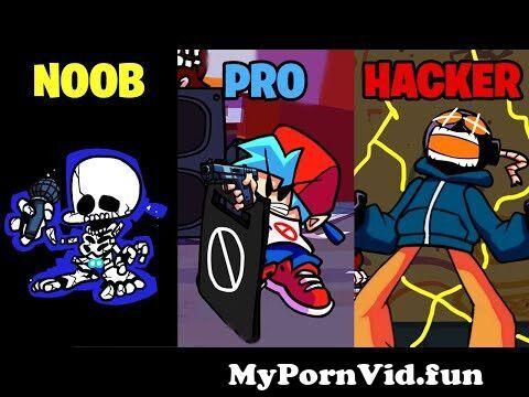 View Full Screen: noob vs pro vs hacker in friday night funkin39.jpg