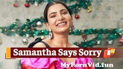 View Full Screen: 39the family man 239 star samantha akkineni apologizes.jpg