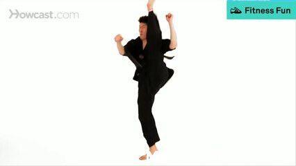 View Full Screen: 14 how to do a jump axe kick taekwondo training.jpg
