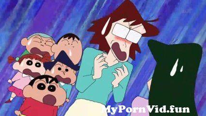 View Full Screen: crayon shin chan episode 1058 in english subtitles demon slayer special.jpg