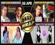 Kangana Ranaut reveals about getting secret call from Akshay Kumar where he praised her Thalaivi's trailer, Janhvi Kapoor enjoy at Maldives, Salman Khan reacts on Radhe being postpone are amongst the top 10 news. <br/>