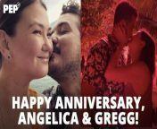 Nag-celebrate ng kanilang 1st anniversary bilang magkasintahan sina Angelica Panganiban at ang non-showbiz foreigner boyfriend niyang si Gregg Homan. <br/><br/>Para sa kaugnay na artikulo, i-click ang link na ito: https://bit.ly/AngelicaGreggAnniversary<br/><br/>#AngelicaPanganiban #GreggHoman #FirstAnniversary<br/><br/>Video Producer: Jo-Ann Maglipon<br/>Script and Voice-over: Jimpy Anarcon<br/>Video Editor: Rommel R. Llanes<br/><br/>Know the latest in showbiz on http://www.pep.ph!<br/><br/>Subscribe to our YouTube channel! https://www.youtube.com/PEPMediabox<br/><br/>Follow us! <br/>Instagram: https://www.instagram.com/pepalerts/ <br/>Facebook: https://www.facebook.com/PEPalerts <br/>Twitter: https://twitter.com/pepalerts<br/><br/>Visit our DailyMotion channel! https://www.dailymotion.com/PEPalerts<br/><br/>Join us on Viber: https://bit.ly/PEPonViber<br/><br/>Watch us on Kumu: pep.ph