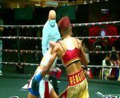 Yokasta Valle vs Debora Rengifo (07-08-2021) Full Fight