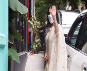 Sara Ali Khan Spotted At Pilates Santacruz