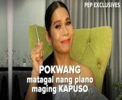 Paliwanag ni Pokwang sa kanyang PEP Exclusives interview, matagal na niyang planong lumipat ng network. <br/><br/>Bago pa magka-pandemic at bago pa nangyari ang problema sa prangkisa ng ABS-CBN. <br/><br/>Pumirma ang actress-comedienne ng kontrata bilang bagong Kapuso nung June 18, 2021.<br/><br/>Read the full article here: http://bit.ly/PokwangGMA7 <br/><br/>#PEPexclusives #PokwangOnPEP <br/><br/>Video Producer / Editor: FM Ganal<br/>Music: \
