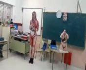 Una profesora de Valladolid pone en marcha una divertida iniciativa para enseñar Anatomía