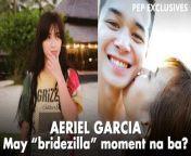 Vlogger/influencer Aeriel Garcia on dream wedding with fiancé Patrick Sugui: \