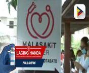 #LagingHanda | Ika-110 Malasakit Center sa bansa, binuksan sa North Cotabato<br/><br/>Para sa latest updates, i-follow lang ang aming official social media accounts<br/><br/>FB: https://www.facebook.com/PTVph<br/>YouTube: https://www.youtube.com/c/PTVPhilippines<br/>Twitter: @PTVph