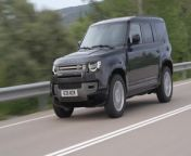 2022 Land Rover Defender 110 X-Dynamic SE D300 Driving Video