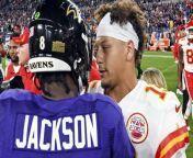 Die Baltimore Ravens und die Kansas City Chiefs haben sich im Sunday Night Game von Week 2 ein großartiges Duell geliefert - mit dem besseren Ende für die Hausherren um den mal wieder richtig laufstarken Star-Quarterback Lamar Jackson. Chiefs-Ass Patrick Mahomes gelang keine späte Aufholjagd mehr.