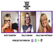 <p>Sally Carman tells the story of how her fiancé and Coronation Street co-star, Joe Duttine, proposed to her during lockdown.<br><br>White Wine Question Time with Kate Thornton is the podcast that brings together well-known guests to answer three thought-provoking questions over three glasses of wine. Discover the friendships behind the entertainment headlines, and listen in on their conversations for a side to the celebrities you've never heard before. Listen on Apple Podcasts, Spotify or wherever you get your podcasts, and follow on Instagram (@whitewineqt) & Twitter (@WhiteWineQT) to keep up to date with the latest guests, news and more!</p>